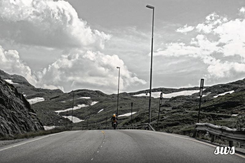 Съемка в норвегии