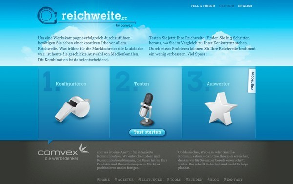 Дизайн корпоративного сайта