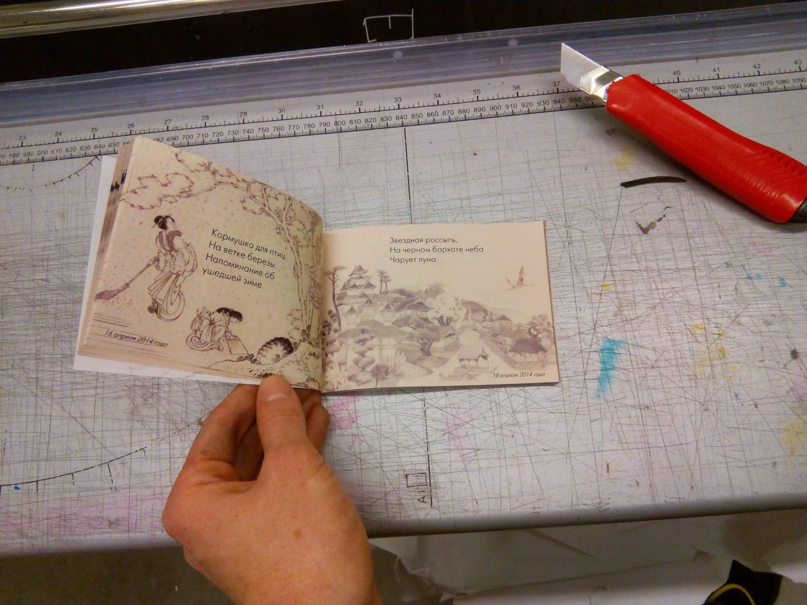 Срочная печать брошюр в Москве 1