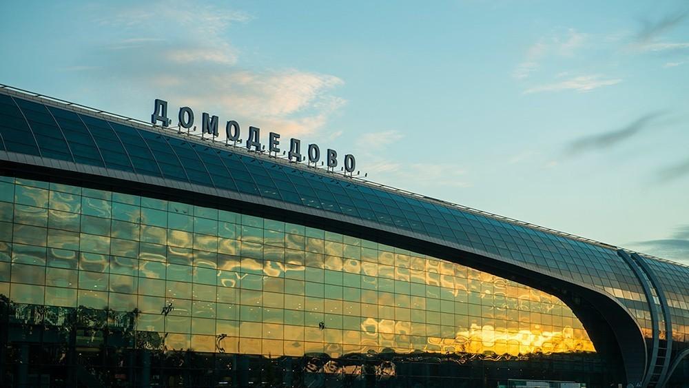 Реклама в аэропортах Москвы